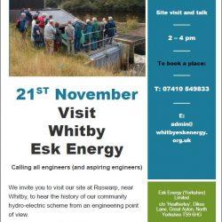 Engineering visit poster image
