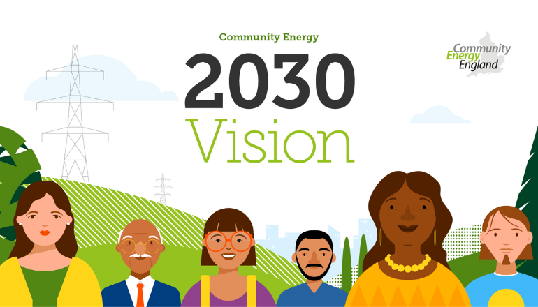 Community Energy vision 2030 image