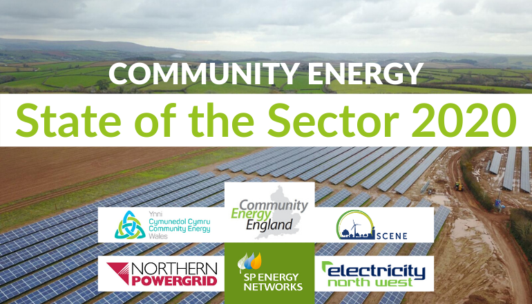 Community energy state of the sector report 2020