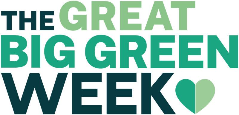Great Big Green Week logo